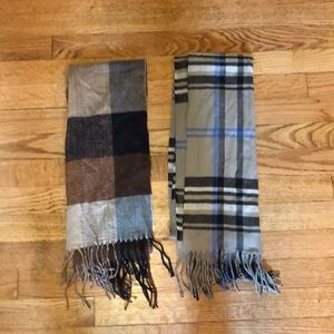 Two Winter Scarves